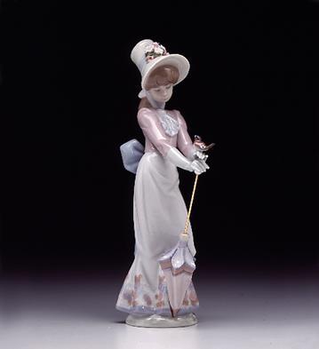 Garden Song Lladro Figurine