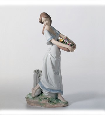 Gardens Of Athens Lladro Figurine