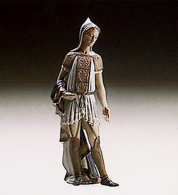 Gaspar's Page Lladro Figurine