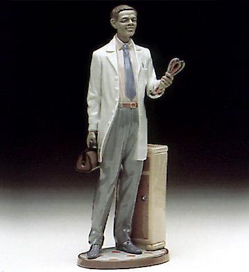 General Practitioner Lladro Figurine