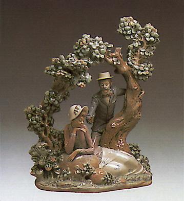 Genteel Lladro Figurine