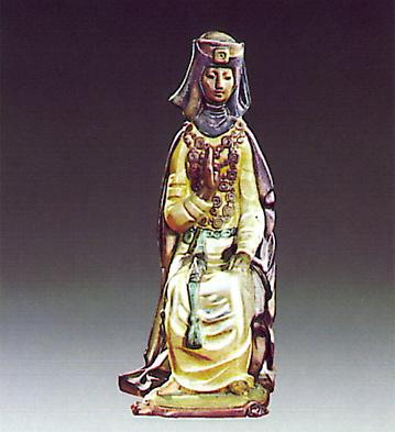 Ghotic Queen Lladro Figurine