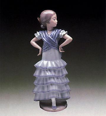 Gipsy Girl Lladro Figurine