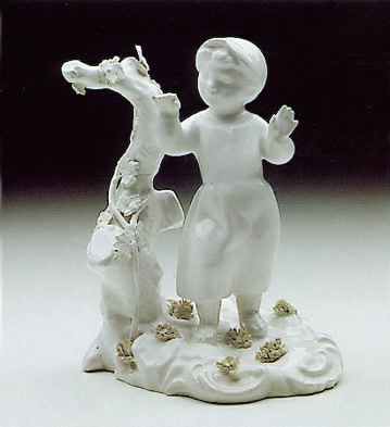 Girl In The Garden Lladro Figurine