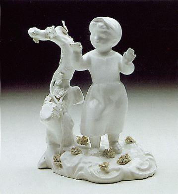Girl In The Garden Lladro Figurine