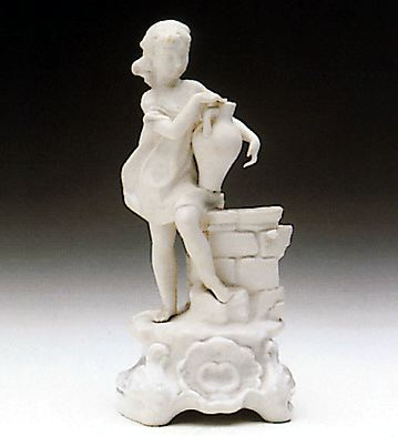 Girl With Pitcher Lladro Figurine