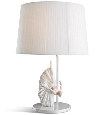 Giselle Reverence - Lamp (us) Lladro Figurine