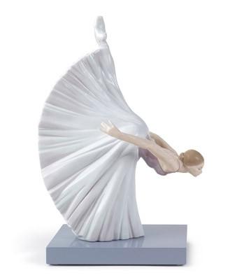 Giselle Reverence Lladro Figurine
