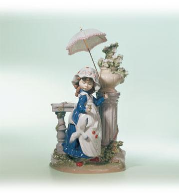Glorious Spring Lladro Figurine