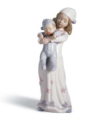 Going To Bed Lladro Figurine