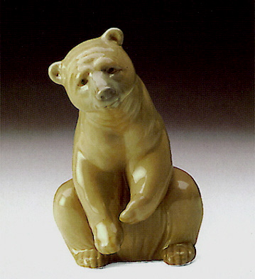 Good Bear Lladro Figurine