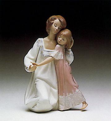 Good Night Lladro Figurine