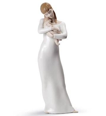 Goodnight My Angel Lladro Figurine