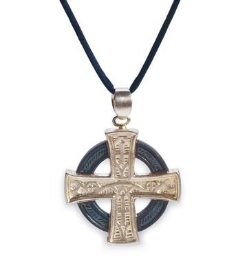 Gothic Cross (silver) Lladro Figurine