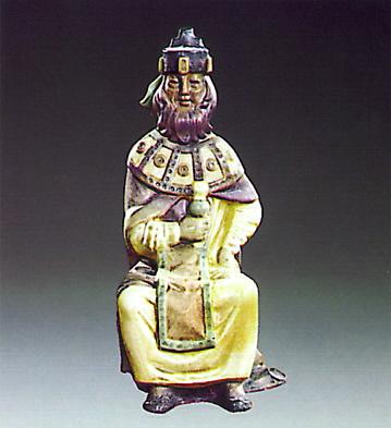 Gothic King Lladro Figurine