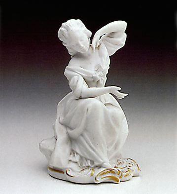 Grace Lladro Figurine