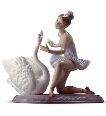 Graceful Dance Lladro Figurine