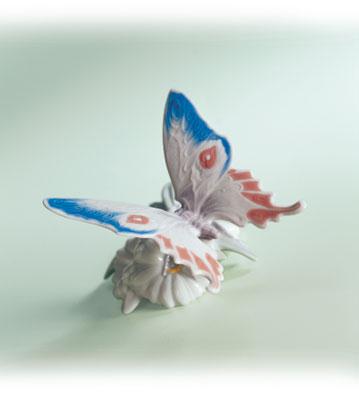 Graceful Landing Lladro Figurine
