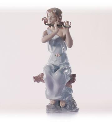 Graceful Tune Lladro Figurine