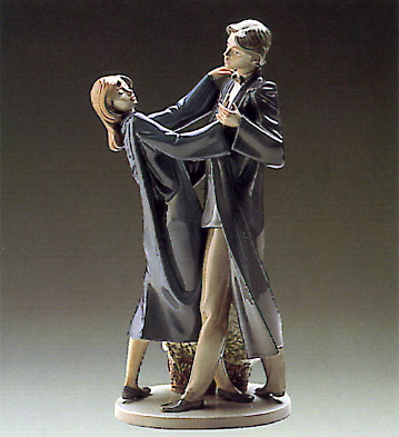 Graduation Dance Lladro Figurine