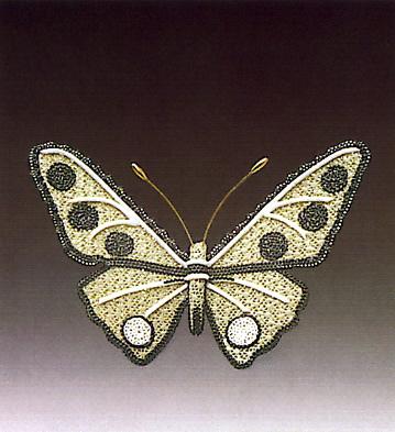 Great Butterfly N.13 Lladro Figurine