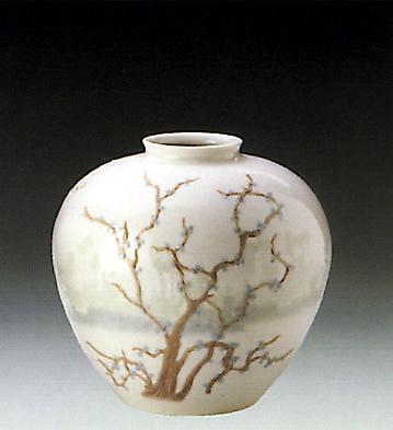 Grecian Court Vase Lladro Figurine