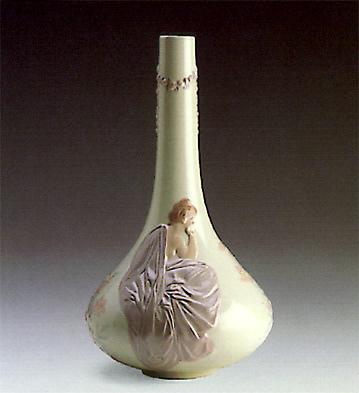 Grecian Vase I Lladro Figurine