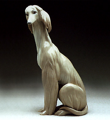 Greyhound Lladro Figurine