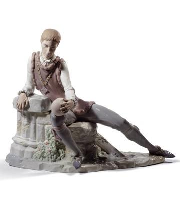 Hamlet (l.e.) Lladro Figurine