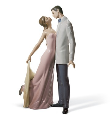 Happy Anniversary Lladro Figurine