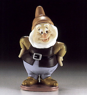 Happy Lladro Figurine