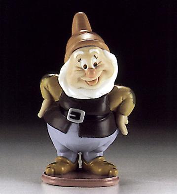 Happy Lladro Figurine