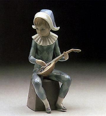 Harlequin-a Lladro Figurine