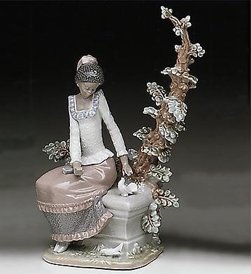 Harmony Lladro Figurine