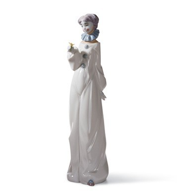 Have A Flower Lladro Figurine