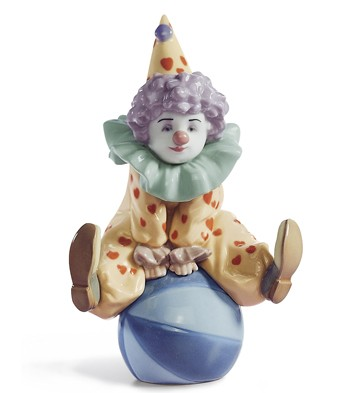 Having A Ball Lladro Figurine