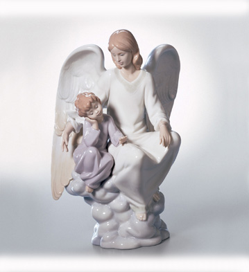 Heavenly Apprentice Lladro Figurine