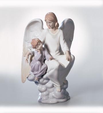 Heavenly Apprentice Lladro Figurine