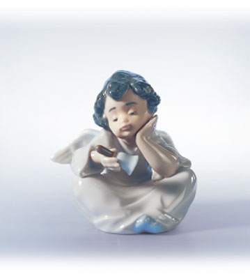 Heavenly Chimes Lladro Figurine