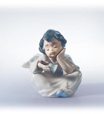 Heavenly Chimes Lladro Figurine