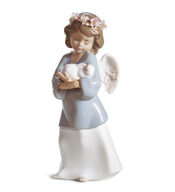 Heavenly Love Lladro Figurine