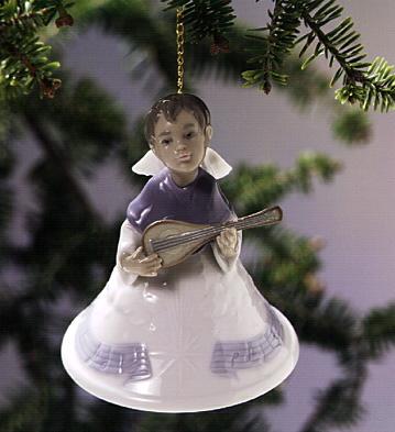 Heavenly Musician Lladro Figurine
