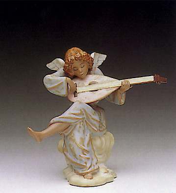 Heavenly Sounds Lladro Figurine