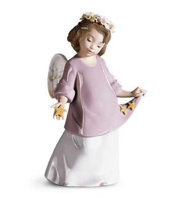 Heavenly Stars Lladro Figurine