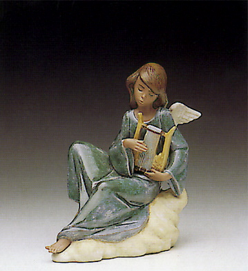 Heavenly Strings Lladro Figurine