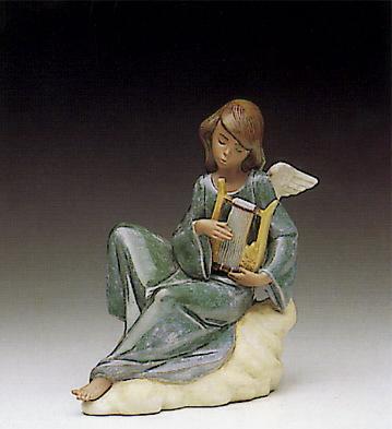Heavenly Strings Lladro Figurine