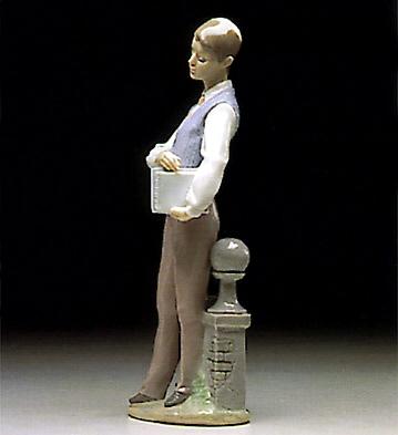 Hebrew Scholar Lladro Figurine
