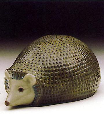 Hedgehog Lladro Figurine