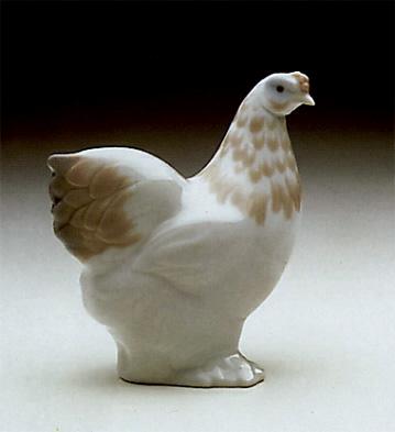 Hen Lladro Figurine