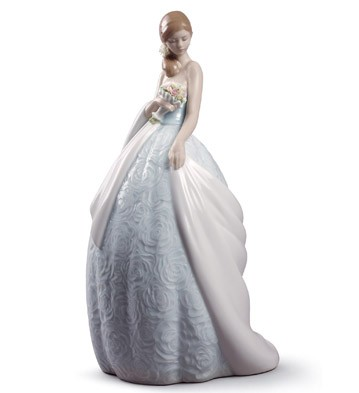 Her Special Day Lladro Figurine